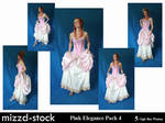 Pink Elegance Pack 4