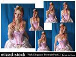 Pink Elegance Portrait Pack 2