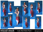 Lady Mad Hatter Pack 1