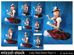 Lady Mad Hatter Pack 11