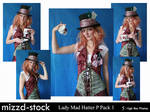 Lady Mad Hatter Portrait Pack1
