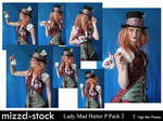 Lady Mad Hatter Portrait Pack2