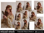 Fairytale Princess P Pack 4