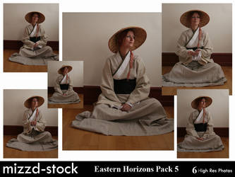 Eastern Horizons Pack 5 by mizzd-stock