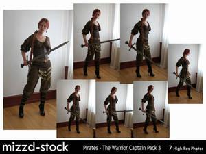 Pirates-Warrior Captain Pack 3