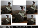 Witch Court Pack 4