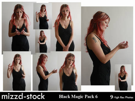 Black Magic Pack 6