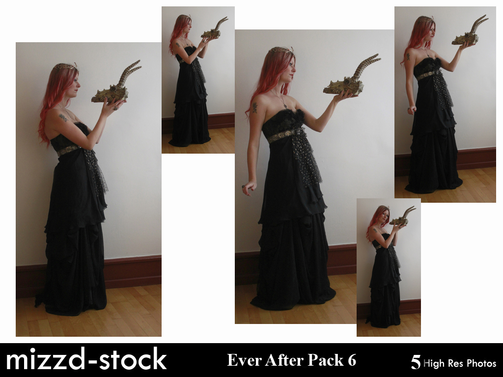 Ever After Pack 6 by mizzd-stock