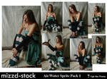 Air+Water Sprite Pack 1