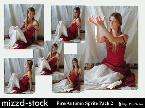 Fire+Autumn Sprite Pack 2