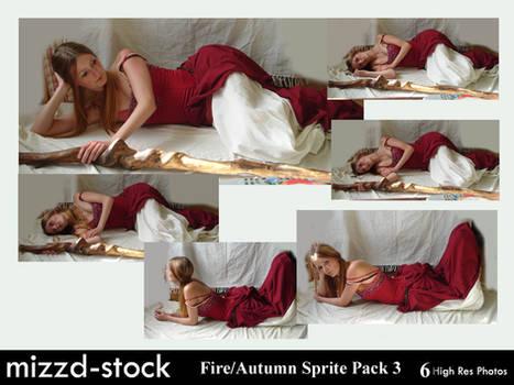 Fire+Autumn Sprite Pack 3