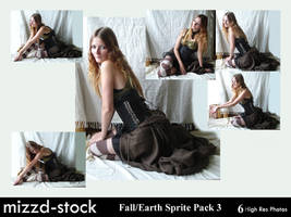 Fall+Earth Sprite Pack 3 by mizzd-stock