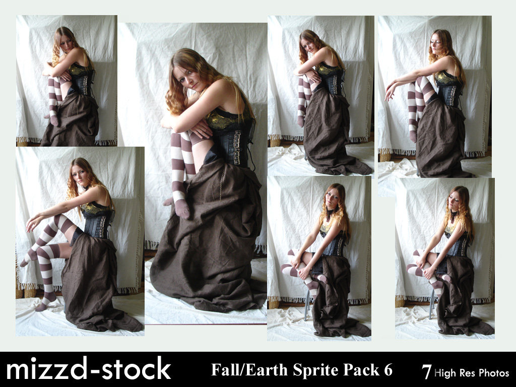 Fall+Earth Sprite Pack 6