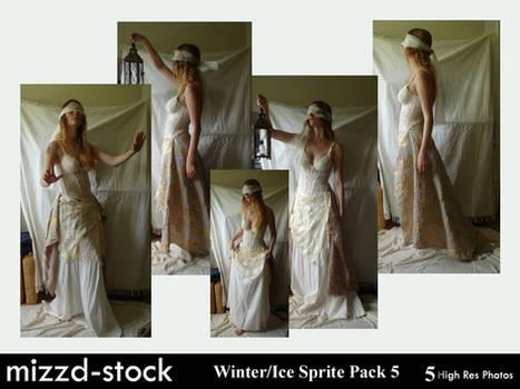 Winter+Ice Sprite Pack 5
