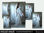 Lemurian Empress Hooded 2
