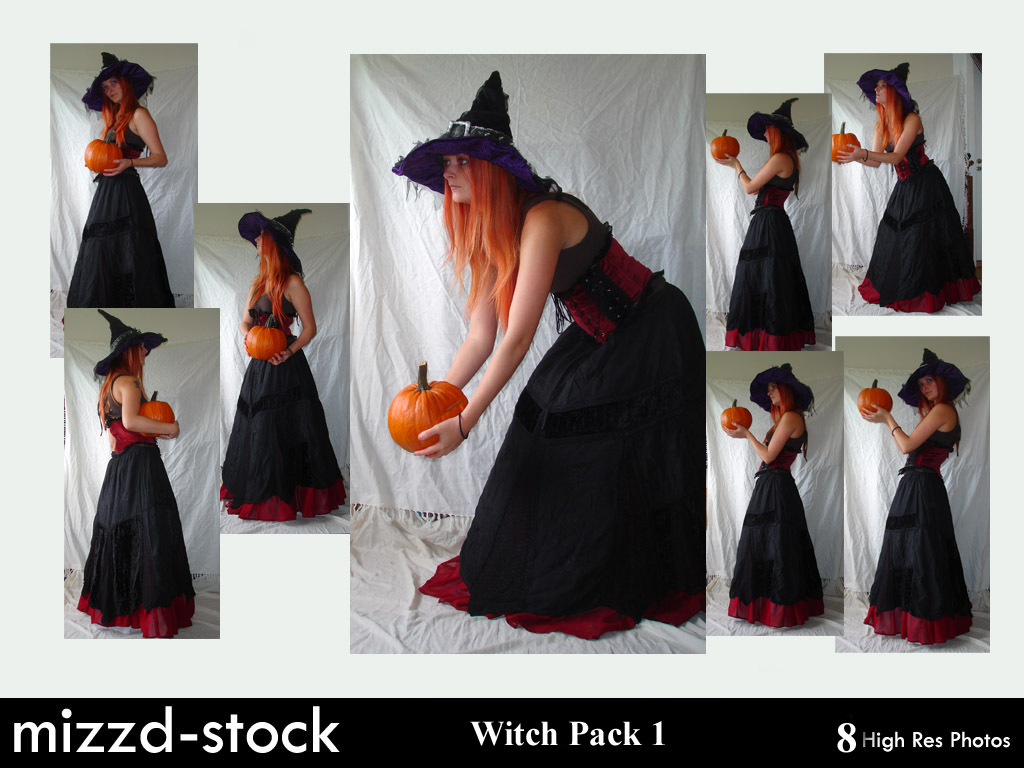 Witch Pack 1
