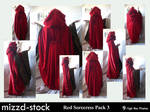 Red Sorceress Pack 3