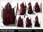 Red Sorceress Pack 8