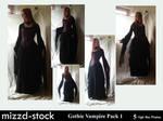 Gothic Vampire Pack 1