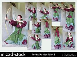 Forest Raider Pack 1
