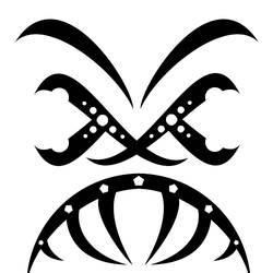Tribal04 BW
