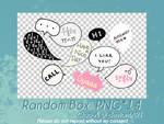 Random Box / PNG