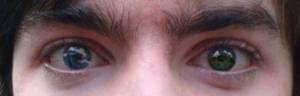 Nico's Eyes