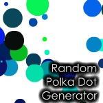 Random Polka-dot Generator