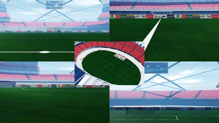 [MMD-DL] Adalie+Stadium