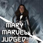 Mary Marvel Judged
