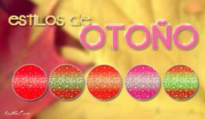 6 Glitter Styles