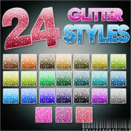 24NEWGlitterSTYLES by LexiVonEerie