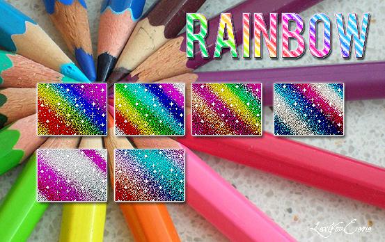 Rainbow_Styles by LexiVonEerie