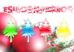 Christmas Glitter Styles