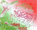 Pinceles mexicanos