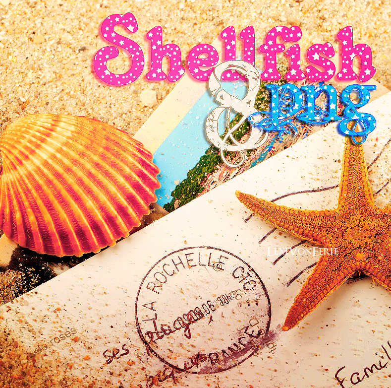 Shellfish PNG's by LexiVonEerie
