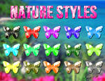 Nature Color Styles