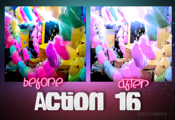 Action 16 by LexiVonEerie