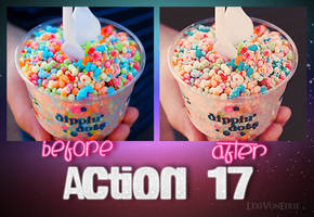 Action 17 by LexiVonEerie