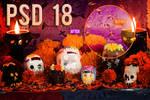 PSD 18 Halloween 2018 by LexiVonEerie