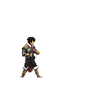 Trevor Belmont Attack Symphony Of The Night Styled by funlookinggames