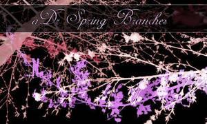 Spring Branches GIMP