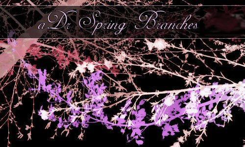 Spring Branches GIMP by ashadevirasa