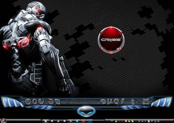 Alienware Skin V1 Blue by iBFAM