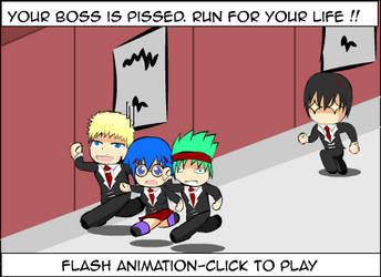 Rampaging Boss