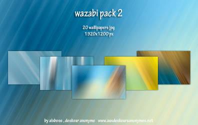 Wazabi pack2