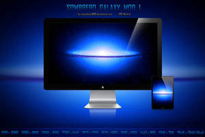 Sombrero Galaxy Mod 1 by specialized666