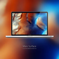 Mars Surface by specialized666