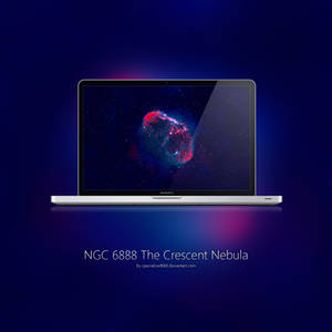 NGC 6888 The Crescent Nebula