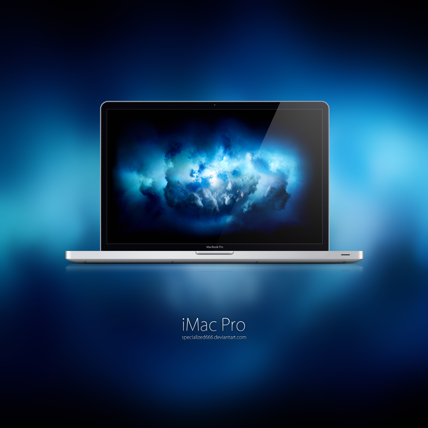 iMac Pro Wallpaper by specialized666
